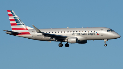 N436YX - Embraer 170-200LR - American Eagle (Republic Airways)