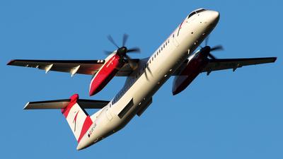 A picture of OELGL - De Havilland Canada Dash 8400 - [4310] - © Andreas Müller