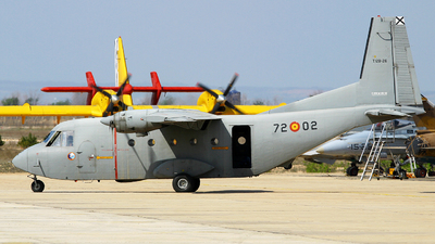 T.12B-26 - CASA C-212-100 Aviocar - Spain - Air Force