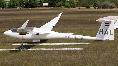HA-4514 - Schempp-Hirth Discus 2A - Magyar Repülõ Szövetség