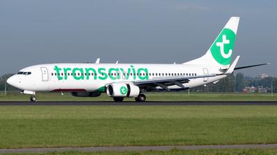 PH-HXF - Boeing 737-8K2 - Transavia Airlines