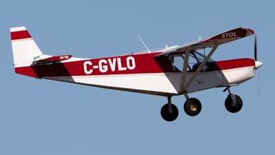 C-GVLO - Zenair STOL CH 701 - Private