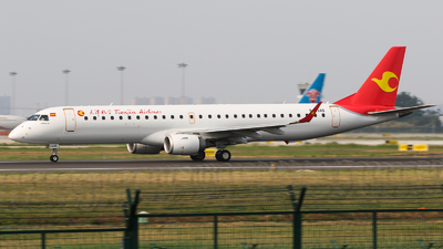B-3345 - Embraer 190-200LR - Tianjin Airlines