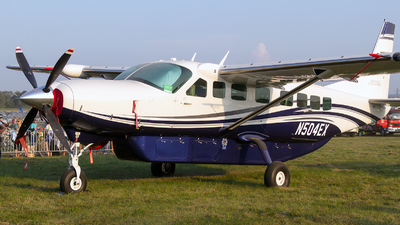 N504EX - Cessna 208B Grand Caravan EX - Textron Aviation