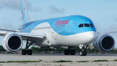 G-TUIF - Boeing 787-8 Dreamliner - Thomson Airways