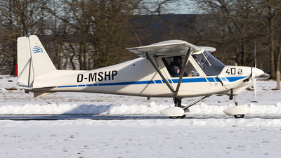 D-MSHP - Ikarus C-42 - Private