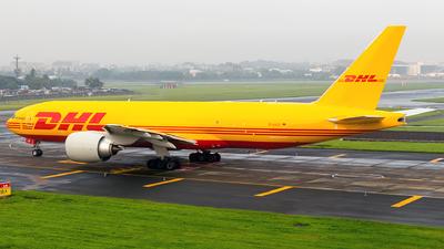 D-AALR - Boeing 777-FBT - DHL (AeroLogic)