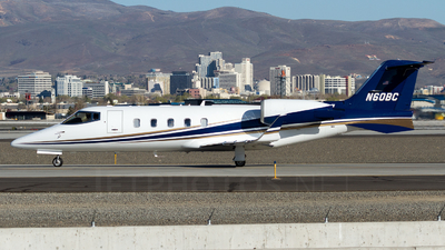 N60BC - Bombardier Learjet 60 - Private