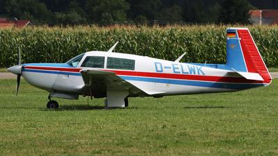 D-ELWK - Mooney M20K-231 - Private
