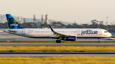 N947JB - Airbus A321-231 - jetBlue Airways