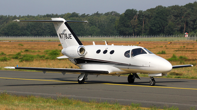N778JE - Cessna 510 Citation Mustang - Private