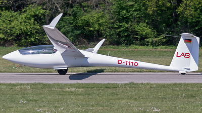 D-1110 - Schleicher ASW-20BL - Private