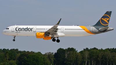 A picture of DAIAC - Airbus A321211 - Condor - © Thomas Schmidt-Blindenhöfer