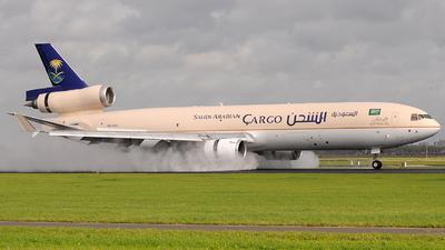 HZ-ANA - McDonnell Douglas MD-11(F) - Saudi Arabian Airlines Cargo