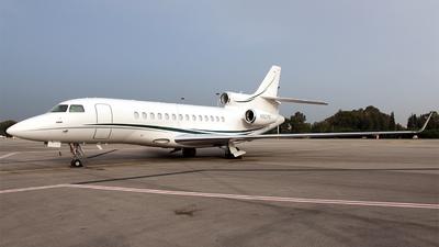 N501PG - Dassault Falcon 7X - Private