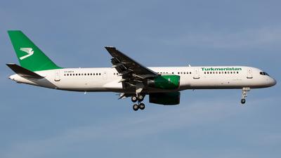 EZ-A014 - Boeing 757-22K - Turkmenistan Airlines