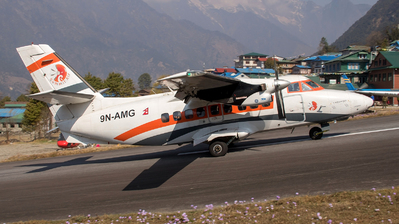 9N-AMG - Let L-410UVP-E20 Turbolet - Summit Air (Nepal)