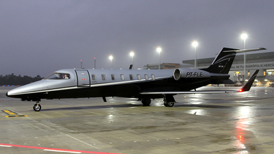 PT-FLE - Bombardier Learjet 45XR - Air Jet Taxi Aereo
