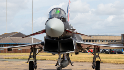 ZJ914 - Eurofighter Typhoon F.2 - United Kingdom - Royal Air Force (RAF)