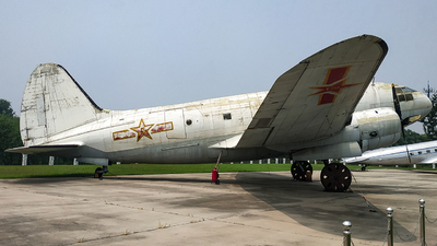 36044 - Curtiss C-46 Commando - China - Air Force
