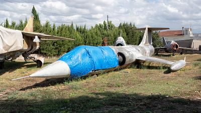 MM6821 - Lockheed F-104S ASA-M Starfighter - Italy - Air Force