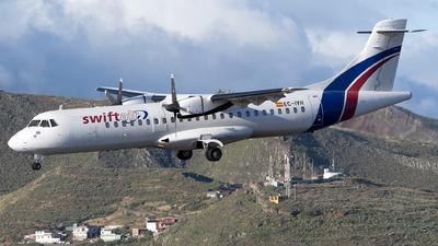 EC-IYH - ATR 72-202(F) - Swiftair