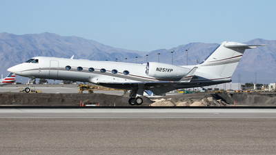 N251VP - Gulfstream G450 - Private