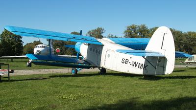 SP-WMK - PZL-Mielec An-2 - Private