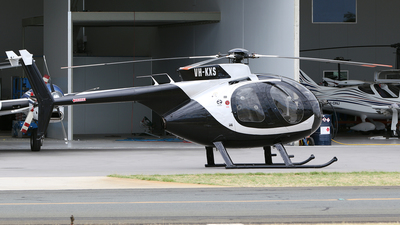 A picture of VHKXS - MD Helicopters MD 500 - [570139D] - © Brenden
