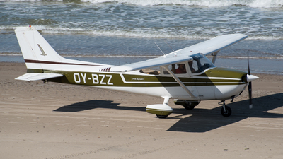 OY-BZZ - Reims-Cessna F172M Skyhawk - Private