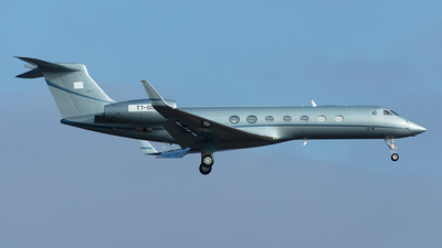 T7-GLF - Gulfstream G550 - Private