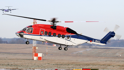 A picture of GWNSL - Sikorsky S92A Helibus - CHC Helikopter Service - © R.Rimestad