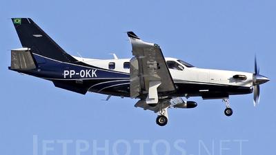 PP-OKK - Socata TBM-900 - Private