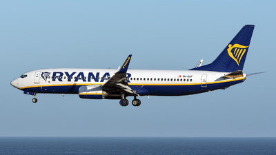 9H-QAF - Boeing 737-8AS - Malta Air (Ryanair)