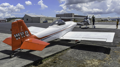 ZK-WHO - Vans RV-3 - Private