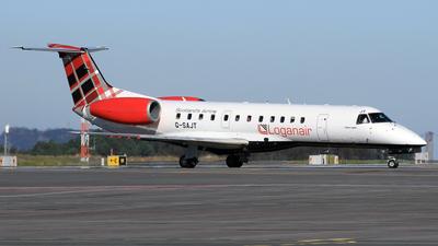 G-SAJT - Embraer ERJ-135ER - Loganair