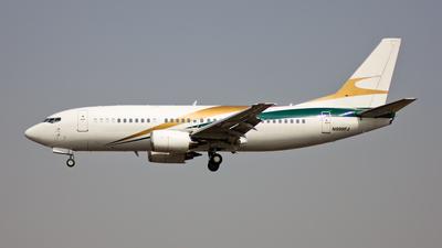 N999FJ - Boeing 737-33A - Private