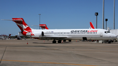 A picture of VHNXJ - Boeing 7172BL - QantasLink - © Wal Nelowkin
