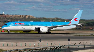 EI-NEO - Boeing 787-9 Dreamliner - Neos