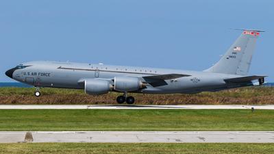 63-8013 - Boeing KC-135R Stratotanker - United States - US Air Force (USAF)