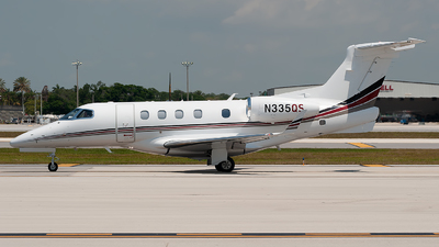 N335QS - Embraer 505 Phenom 300 - NetJets Aviation