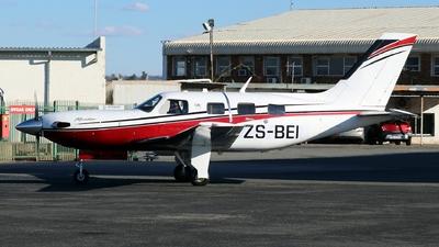 ZS-BEI - Piper PA-46-500TP Malibu Meridian - Private