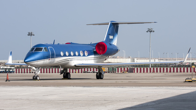 RP-C5258 - Gulfstream G-IV(SP) - Private