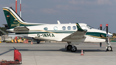 D-INMA - Beechcraft B300 King Air 350i - Private