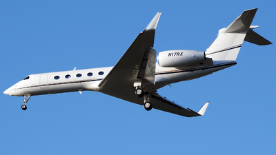 N17RX - Gulfstream G550 - Private