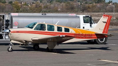 N6641M - Beechcraft A36 Bonanza - Private