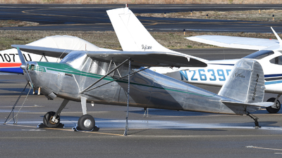 N4159N - Cessna 140 - Private