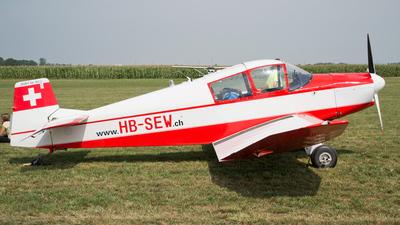 HB-SEW - Jodel DR1050 Ambassadeur - Private