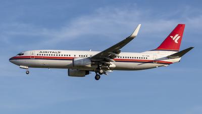 EI-FDS - Boeing 737-86N - Air Italy