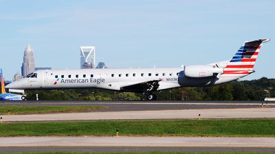 N603KC - Embraer ERJ-145LR - American Eagle (Piedmont Airlines)